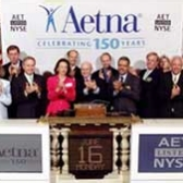 Group photo of Aetna's leaders