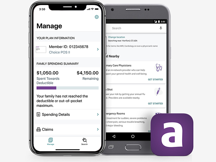 Aetna Mobile Apps Take Charge Of Your Health