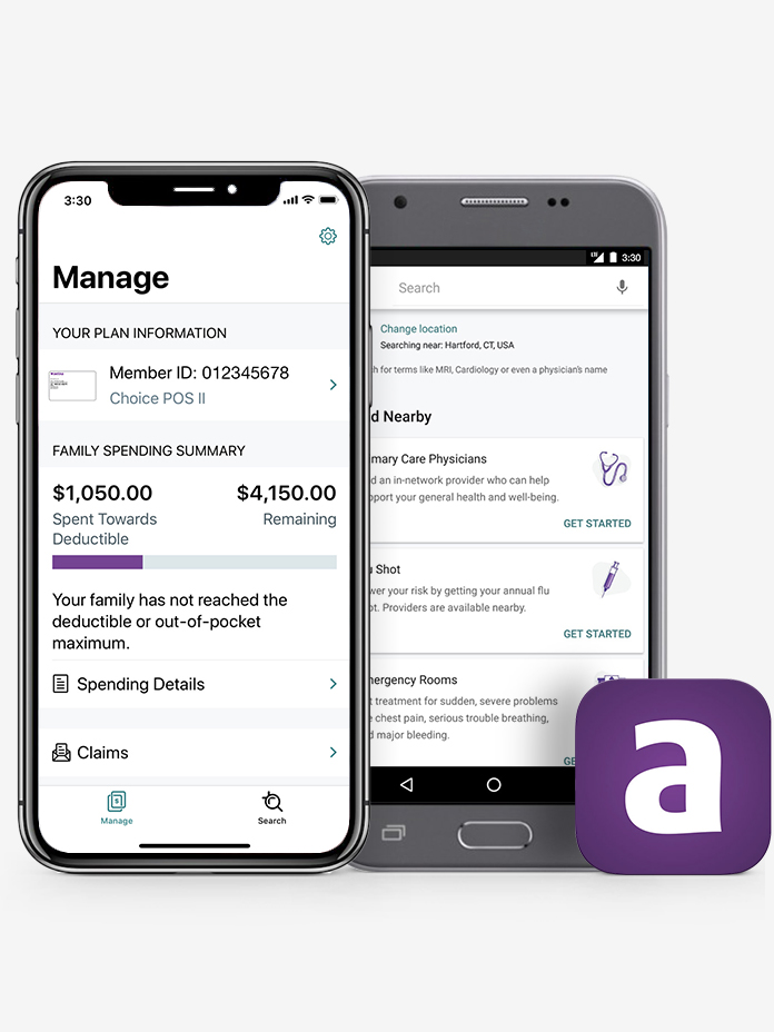 Aetna Health App