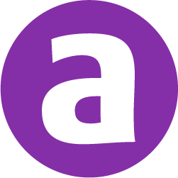 """A"" icon to represent Aetna"