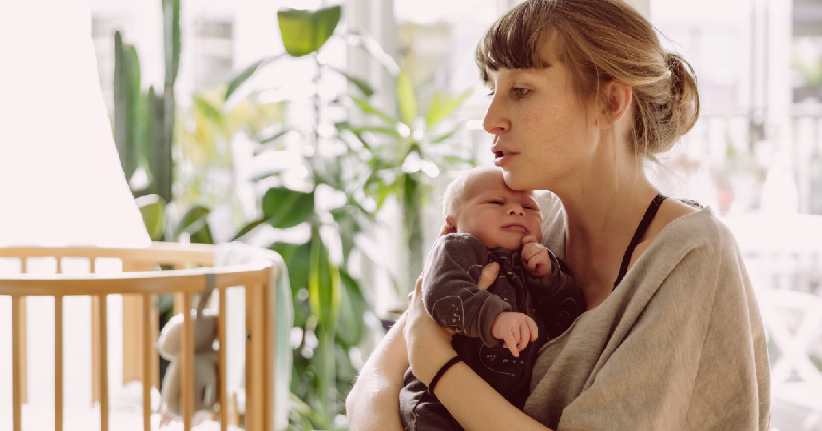What Is Postpartum Depression Symptoms Causes Amp How To