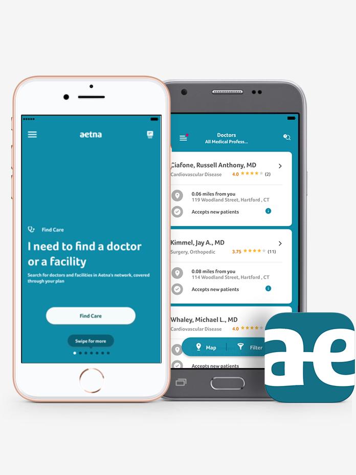 Aetna Mobile App